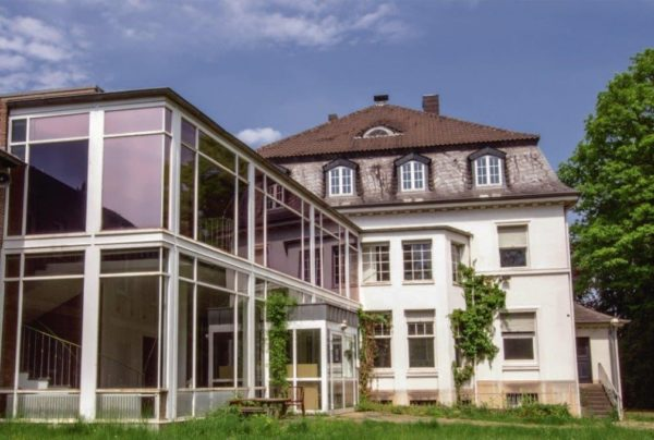 """Viersener Salon"" in der Villa Marx"